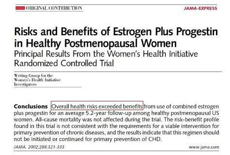 wenn östrogen hormone erhöht sind